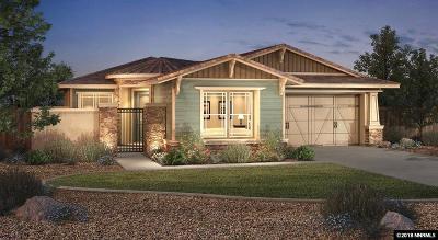 Reno Single Family Home For Sale: 2071 Phaethon Lane #LOT #278