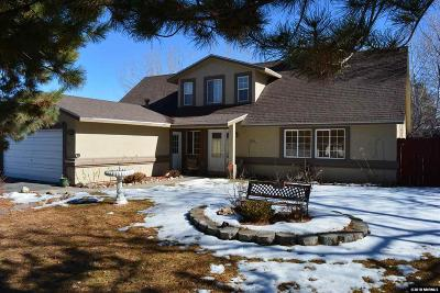 Winnemucca Single Family Home For Sale: 4025 Foothill Dr.