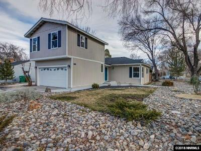 Washoe County Single Family Home Active/Pending-Call: 2173 Vale St.