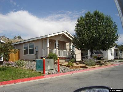 Reno Manufactured Home Active/Pending-Call: 5229 Mount Dana Dr