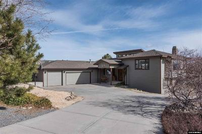 Reno Single Family Home For Sale: 16190 N Timberline Dr