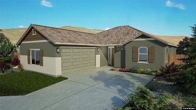Sparks Single Family Home Active/Pending-Loan: 1179 Silver Coyote