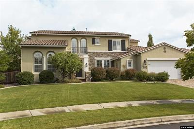 Reno Single Family Home For Sale: 1950 Dream Sky