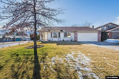 Reno Single Family Home Active/Pending-Loan: 1541 Summerwind