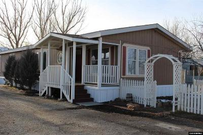 Reno Manufactured Home Active/Pending-Loan: 9335 Fleetwood Drive