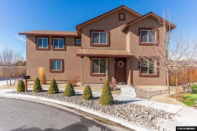 Reno Single Family Home Active/Pending-Loan: 2725 Gulling Court