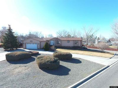 Winnemucca Single Family Home For Sale: 3230 Granada Ave.