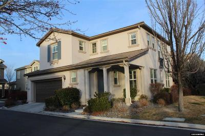 Sparks Single Family Home Active/Pending-Call: 6953 Sacred Circle