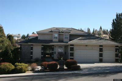 Reno Single Family Home For Sale: 1812 Belford