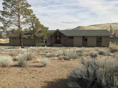Washoe County Single Family Home Active/Pending-Call: 20 Sunbeam Court