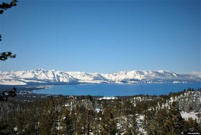 Stateline NV Residential Lots & Land Active/Pending-Call: $1,398,000