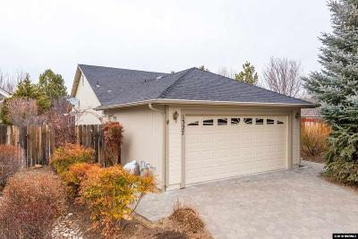 Gardnerville Single Family Home Active/Pending-Call: 1327 W Wales