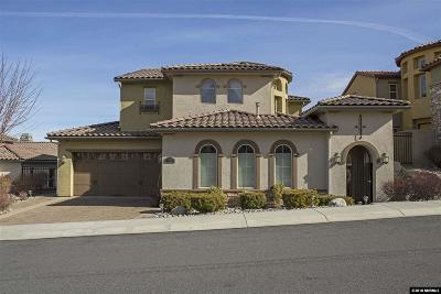Reno Single Family Home For Sale: 5230 Bellazza Court