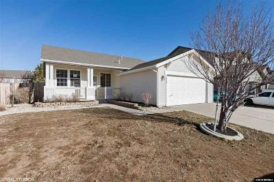 Reno Single Family Home For Sale: 8960 Rising Moon Drive