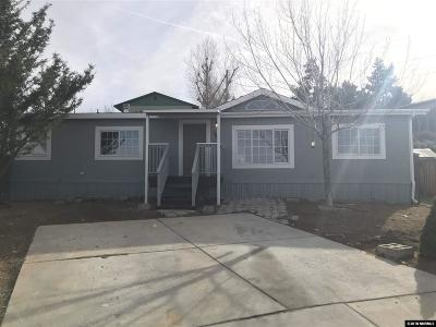 Reno Manufactured Home Active/Pending-Call: 4954 Newport Ct