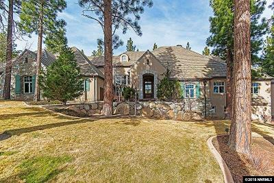 Reno Single Family Home Active/Pending-Call: 6090 Lake Geneva Drive