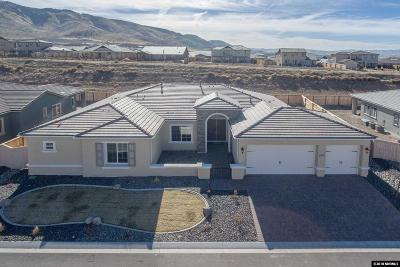 Reno Single Family Home Active/Pending-Call: 2910 Hasufel Way #Lot# 98