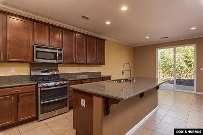 Reno Single Family Home Active/Pending-Loan: 2005 Peaceful Valley Drive