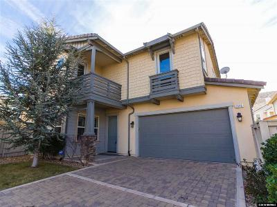 Washoe County Single Family Home Active/Pending-Loan: 1628 Sawtooth Trail