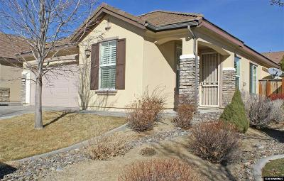 Washoe County Single Family Home For Sale: 9125 Quilberry Way