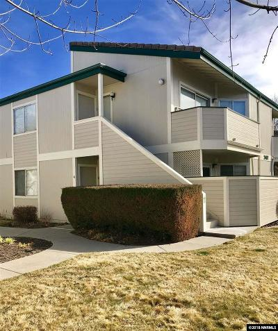 Sparks Condo/Townhouse Active/Pending-Loan: 2407 Sunny Slope #4