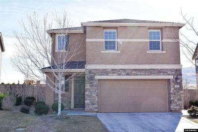 Washoe County Single Family Home Active/Pending-House: 1035 Crown View Dr.