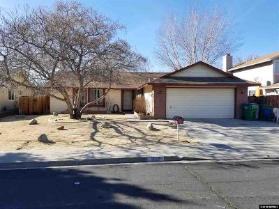 Sparks Single Family Home Active/Pending-Call: 1727 Golden Spike Dr