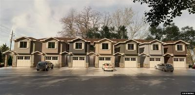 Carson City Multi Family Home For Sale: 604 Thru 688 Anderson Street