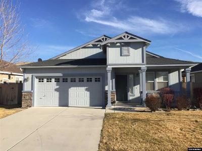 Reno Single Family Home Active/Pending-Loan: 2150 Evergreen Park Drive