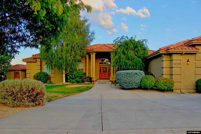 Washoe County Single Family Home Active/Pending-Call: 12765 Buckthorn