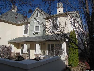 Washoe County Single Family Home Active/Pending-Loan: 1633 Clover Hill Trail