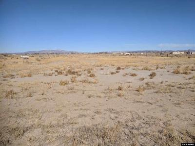 Yerington Residential Lots & Land For Sale: 14 Fox Ln