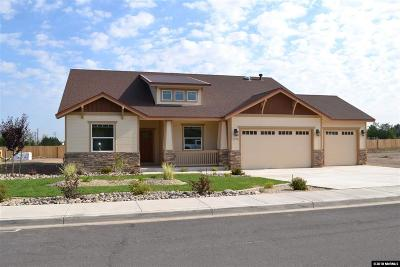 Gardnerville Single Family Home For Sale: 1564 Bolton Loop