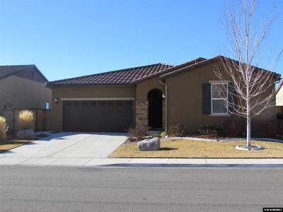 Sparks Single Family Home Active/Pending-House: 5345 Energystone