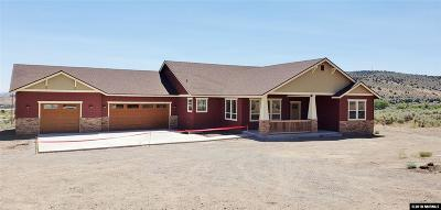 Gardnerville Single Family Home For Sale: 1560 Bolton Loop
