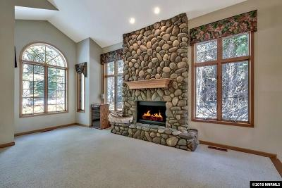 Incline Village Single Family Home For Sale: 975 Third Green Court