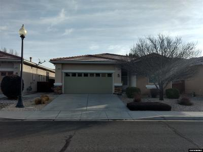 Sparks Single Family Home Active/Pending-Loan: 1440 Medolla Drive