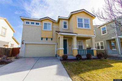 Reno Single Family Home For Sale: 1448 Mount Grant Dr.