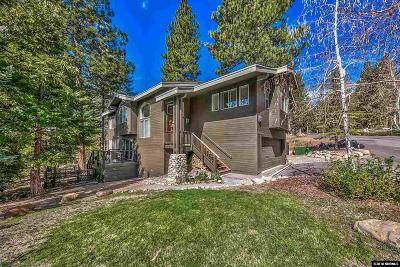 Incline Village Single Family Home For Sale: 573 Valley Dr