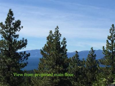 Incline Village NV Single Family Home For Sale: $3,800,000