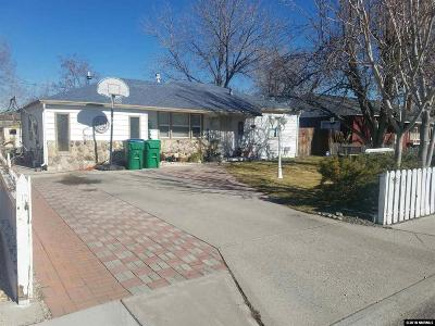 Sparks Single Family Home Active/Pending-Loan: 520 H St