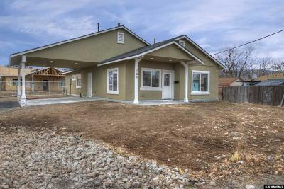 Reno Single Family Home Active/Pending-Call: 830 Vassar