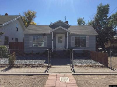Sparks Multi Family Home Active/Pending-Loan: 1617 D Street