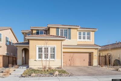 Reno Single Family Home Active/Pending-House: 1925 Wind Walker Drive