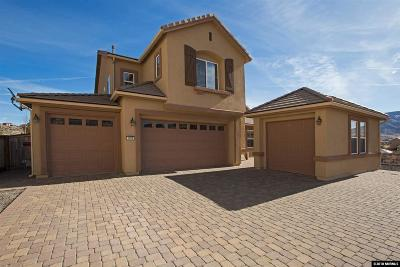 Reno Single Family Home For Sale: 1700 Fairway Hills Trail