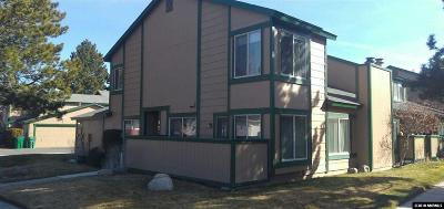 Sparks Condo/Townhouse Active/Pending-House: 927 Tyler Wy.