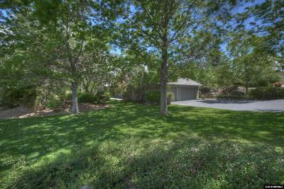 Washoe County Single Family Home Active/Pending-Loan: 4200 Saddlehorn Place