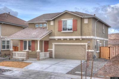 Reno Single Family Home Active/Pending-Loan: 3775 Thistle Down