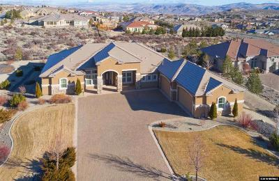 Washoe County Single Family Home Price Reduced: 5425 Wilmington Ct