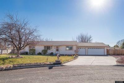 Sparks Single Family Home Active/Pending-House: 110 W Sky Ranch